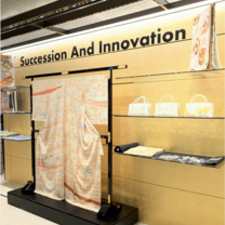 展示会のお知らせ【GINZA SIX 継承と革新展】